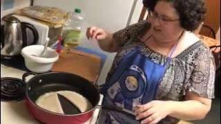 How to make Delicious Chebureki ( Чебуреки) - Russian Street Food