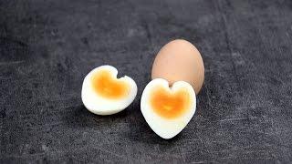 Perfekt für den Frühstückstisch: 4 geniale Tricks mit Eiern.