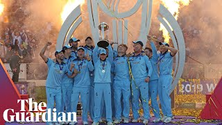 England's 'rollercoaster' Cricket World Cup journey