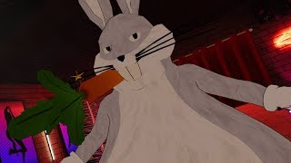 BIG CHUNGUS in vrchat