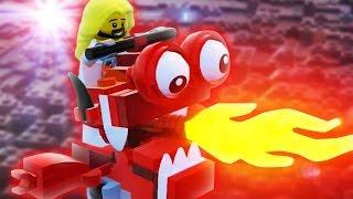 DAS TEIL KANN MAN REITEN ?? | Lego Worlds #3