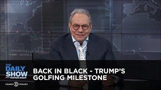 Back in Black - Trump
