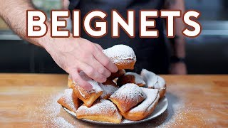 Binging with Babish: Beignets from Chef (and Princess and the Frog)
