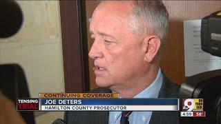 Deters says member of Black Lives Matter was