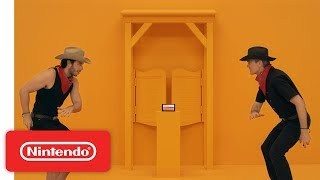 1-2-Switch Overview Trailer - Nintendo Switch