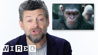 Andy Serkis Breaks Down His Motion Capture Performances | WIRED