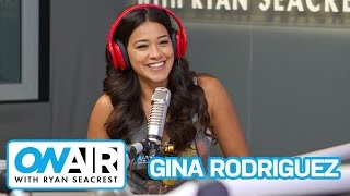"Gina Rodriguez Talks Lingerie & ""Jane The Virgin"" S.2 