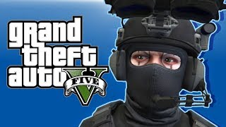 GTA 5 - RESCUE AGENT 14! - (Dooms Day Heist!) Part 6!