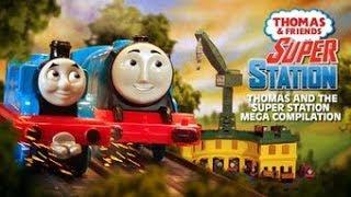 Thomas and the Super Station Mega Compilation | Thomas & the Super Station #7 |Thomas & Friends
