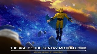 The Age of the Sentry Motion Comic | Marvel Contest of Champions