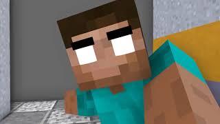 Monster School : DRAWING CHALLANGE VS GRANNY - Minecraft Animation