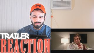 Game Over, Man Trailer Reaction and Review