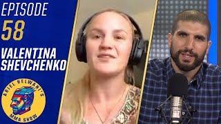 Valentina Shevchenko responds to Henry Cejudo's callout | Ariel Helwani's MMA Show