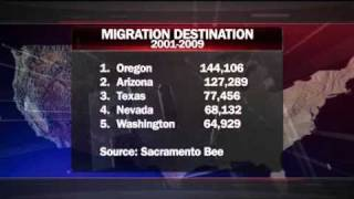 White People are Leaving California Video www.RightFace.us