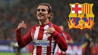 Griezmann wechselt zu Barcelona ?!
