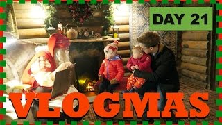 Magical Times! | DAY 21 | VLOGMAS 2016