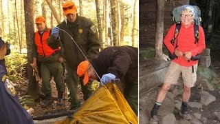 Searchers Get Emotional Finding Remains Of Missing Hiker 2 Years Later