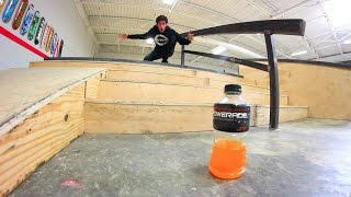 ULTIMATE BOTTLE FLIP SKATEPARK CHALLENGE!