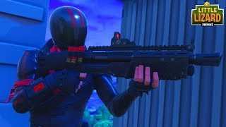RAPTOR HIRES A HITMAN IN FORTNITE! - Fortnite Short Film