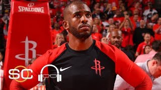 Chris Paul wants to be traded from the Rockets – Ryen Russillo | SC with SVP | Golic and Wingo