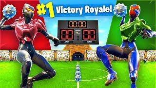 *NEW* TRAPBALL Custom Gamemode In Fortnite Battle Royale