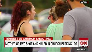 Shooter kills 1, wounds 7 at Tennessee church