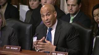 Booker Challenges EPA Nominee Scott Pruitt on Environmental Record (Part 1 of 3)