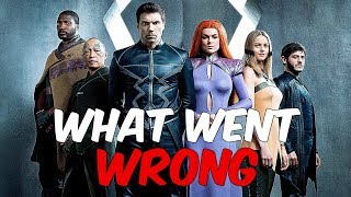What Went Wrong With The Inhumans TV Show? | Cutshort