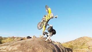 Funny & Bad Dirtbike/ATV Fails & Wrecks 2017