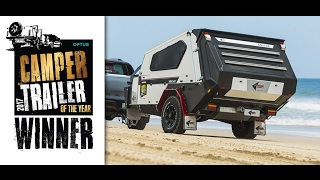 Camper Trailer of the Year 2017 WINNER - Pioneer Campers Mitchell