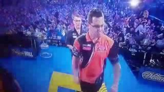 Darts WM • Timo Werner ist ein Hurenshohn