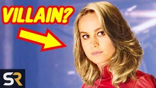 8 Captain Marvel Theories So Crazy They Might Be True