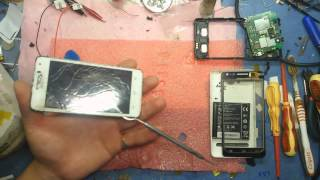 Замена тачскрина (сенсора) Huawei G510 - Cortesia de El Tubo Adventista