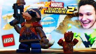 """ICH BIN GROOT !!""   LEGO Marvel Super Heroes 2"