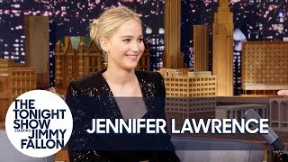"""Jennifer Lawrence Used the Kardashians to Cheer Up While Filming """"mother!"""""""