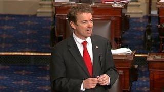 Rand Paul Filibuster Video in 3 Minutes: GOP Kentucky Senator