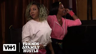 Niq Niq Challenges Tiny To A Lip Sync Challenge | T.I. & Tiny: The Family Hustle