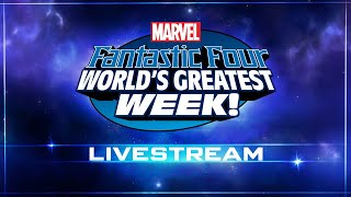 The Thing Live Gameplay Reveal | Marvel Contest of Champions