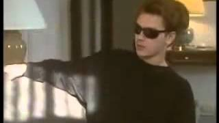 River Phoenix candid interview 1991!