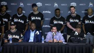 David Samson, Miami Marlins mourn death of Jose Fernandez