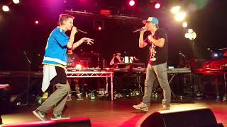 Boy raps
