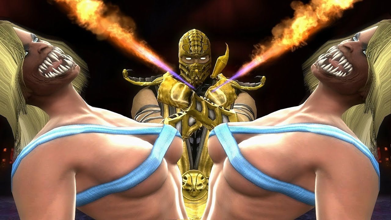 Mortal kombat nude mod gameplay softcore vids