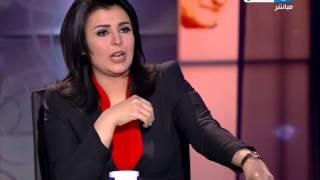 اخر النهار - اول ظهور أعلامي للأعلامية / منى الشاذلي بعد أعتزالها - الجزء الأول