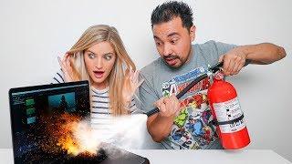 🔥 i9 MacBook vs Laptop Cooling Pads! Worth it?