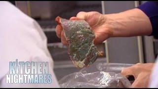 Chef Ramsay Horrified By Hygiene in Restaurant Kitchen - Kitchen Nightmares USA
