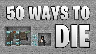 50 Ways to Die in Minecraft (Village and Pillage Edition)