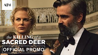 Christmas Caroling with The Killing of a Sacred Deer   Official Promo HD   A24