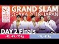 Judo Grand-Slam Osaka 2018: Day 2 - Fina...