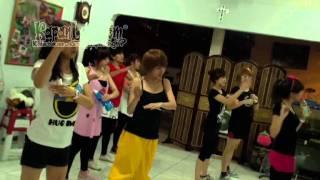 Latihan Dance ala Cherry Belle