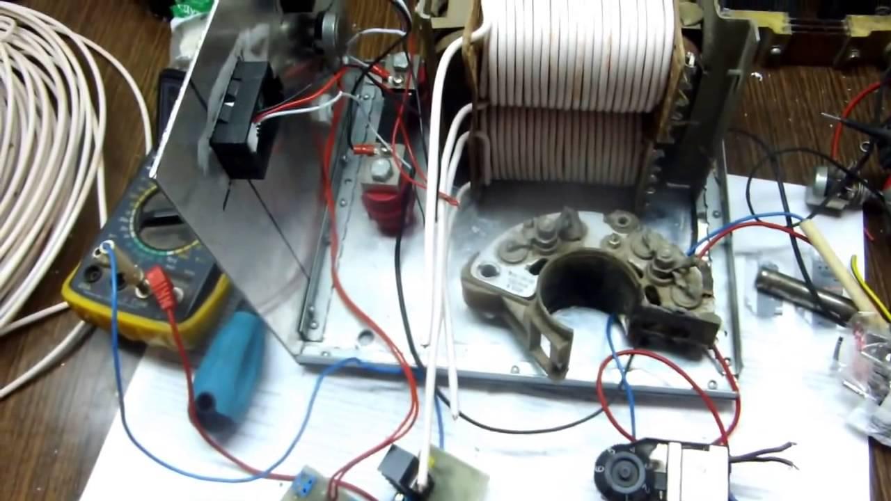 Зарядное устройство для аккумуляторов своими руками видео